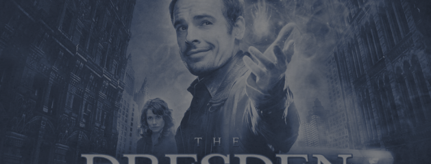 Episode 40: The Dresden Files